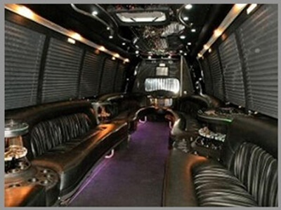 22-26 Passenger Party Bus